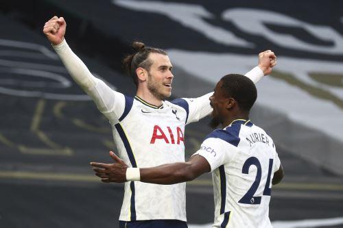 Tottenham vence 2-1 a Southampton por la Premier League