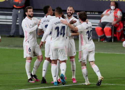 Real Madrid golea 3-0 a Cádiz por la Liga Santander