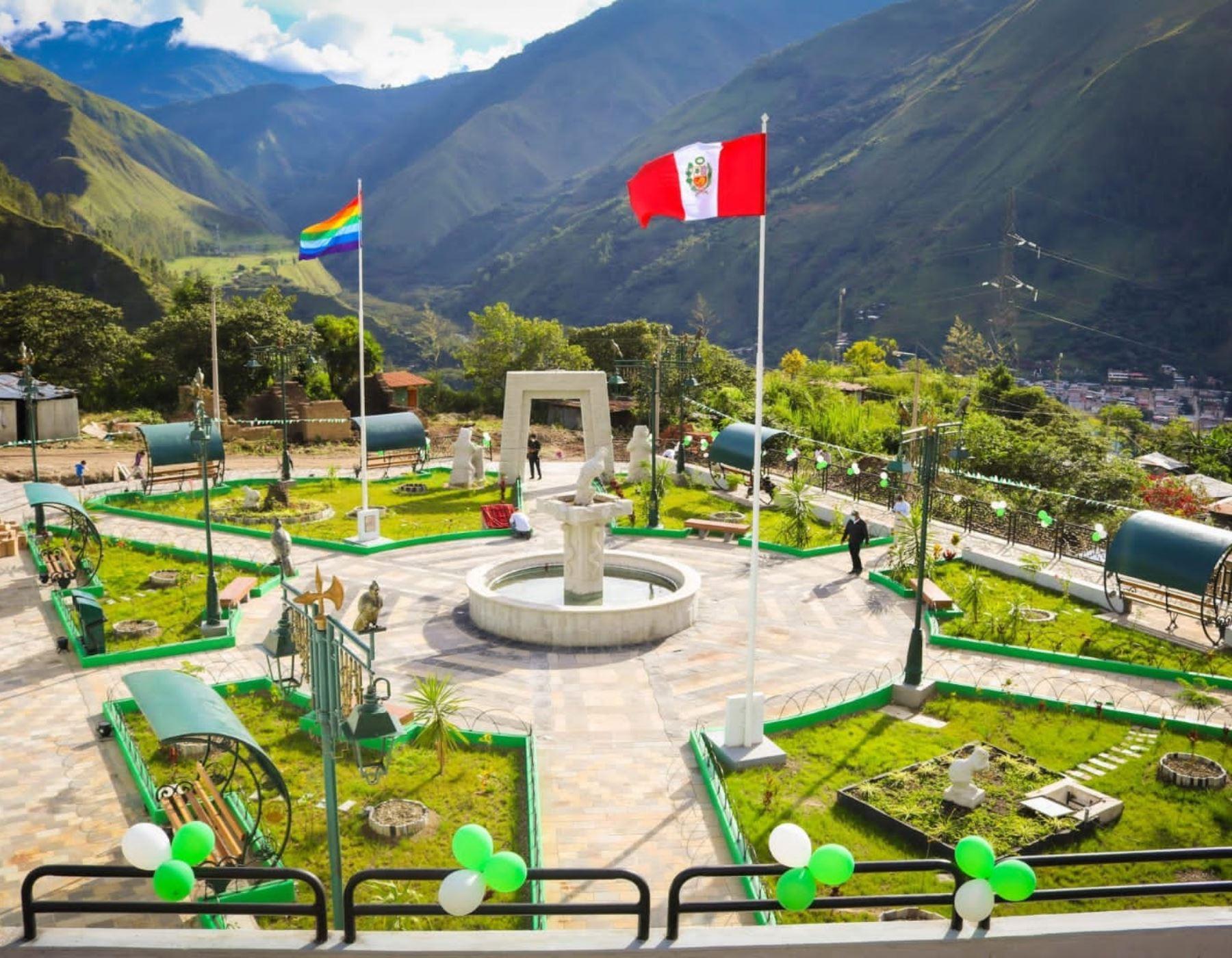 Machu Picchu, conoce la atractiva plaza ubicada en la ruta amazónica a la ciudadela inca, ubicada en el distrito de Machu Picchu Pueblo, en Cusco. ANDINA/Difusión