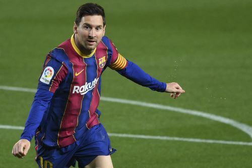 Barcelona goleó 5-2 a Getafe por la Liga española