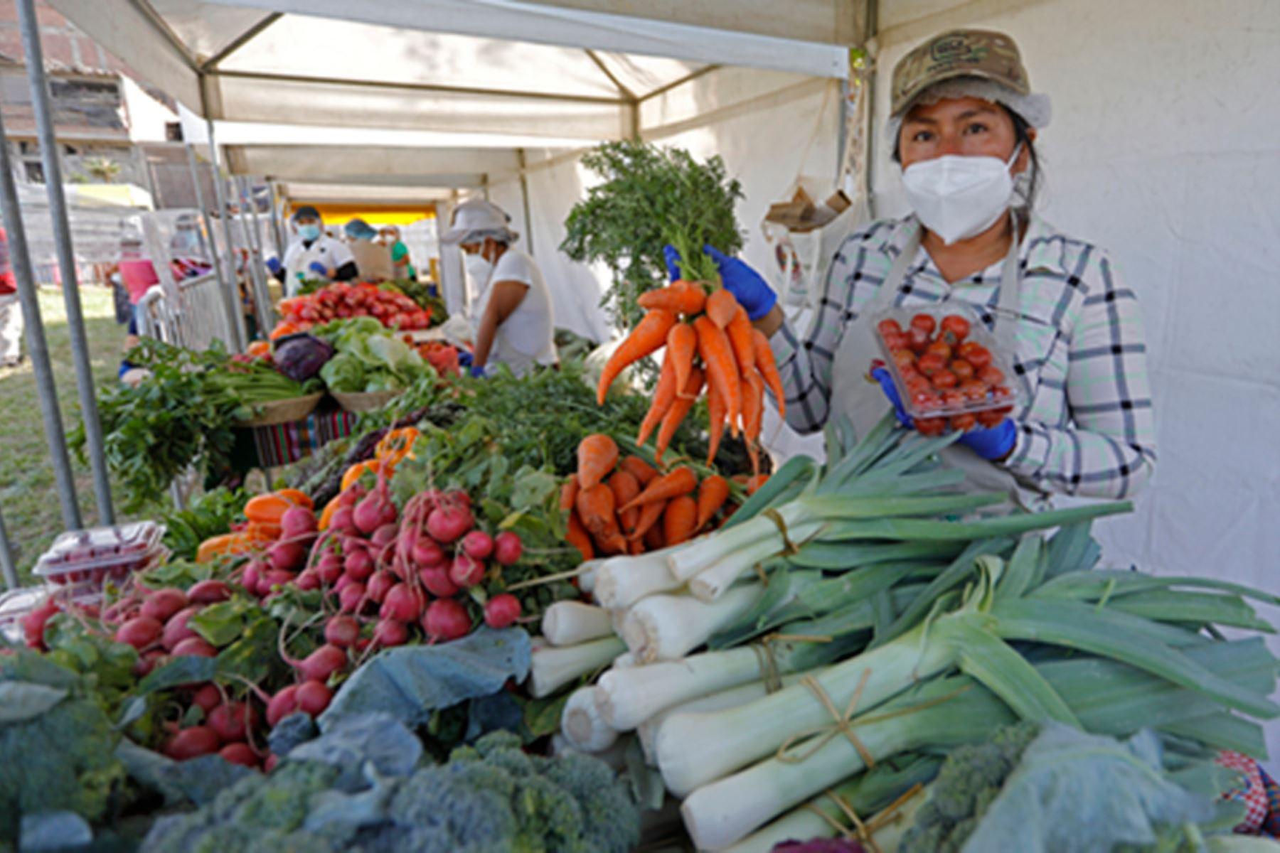 Llaman al consenso político para impulsar seguridad alimentaria y lucha contra la malnutrición. Foto: ANDINA/Difusión