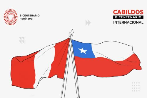 """Segundo cabildo internacional """"Perú y Chile en el siglo XXI: miradas y emociones""""."""