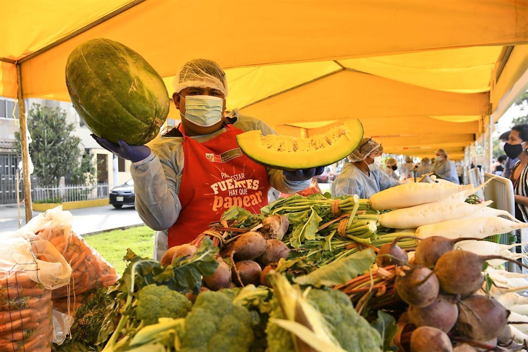 Agro Rural presenta resultados de los Mercados Midagri