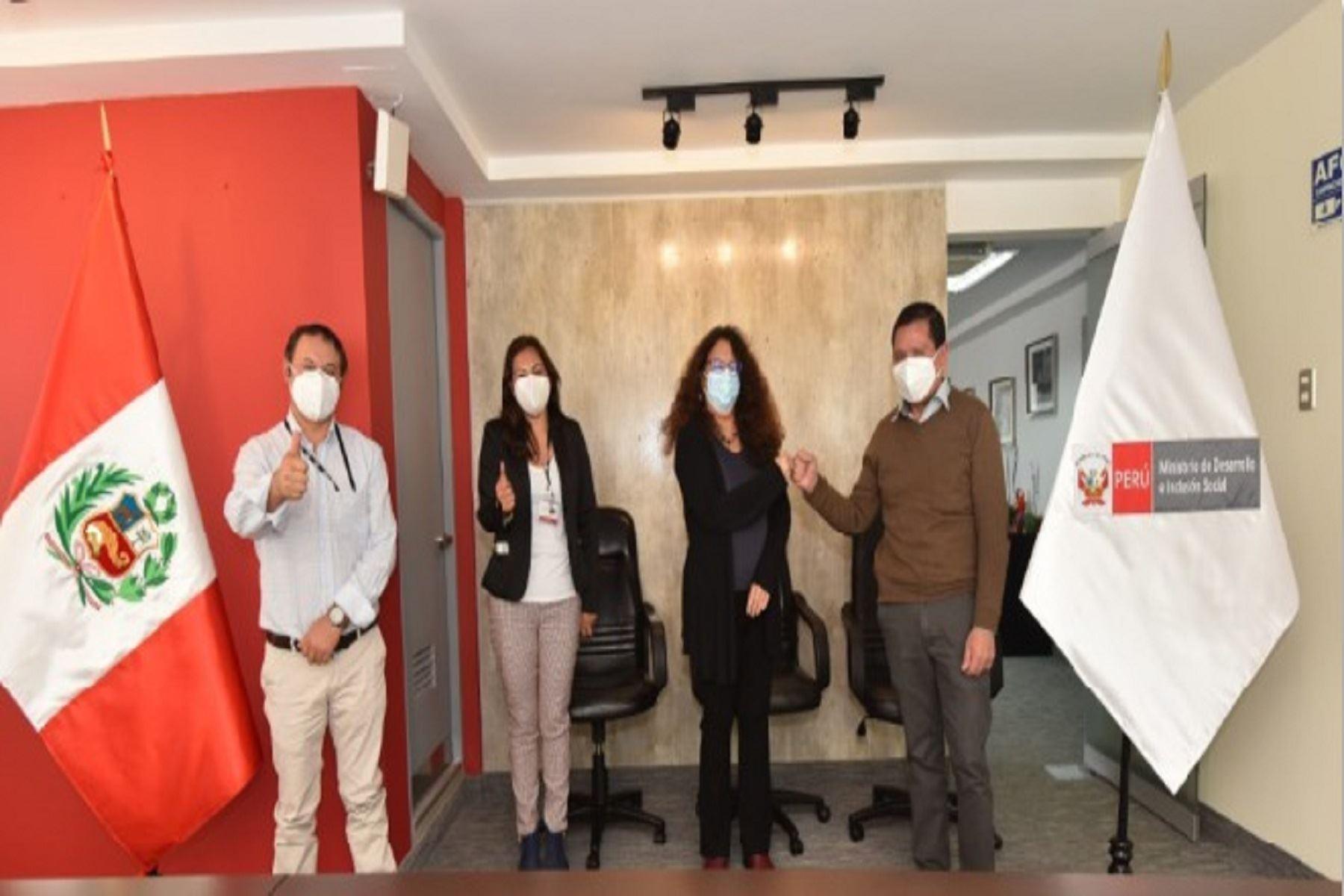 """Silvana Vargas: """"Trabajamos en un modelo de articulación real de trabajo para Chincheros"""". Foto: Difusión"""