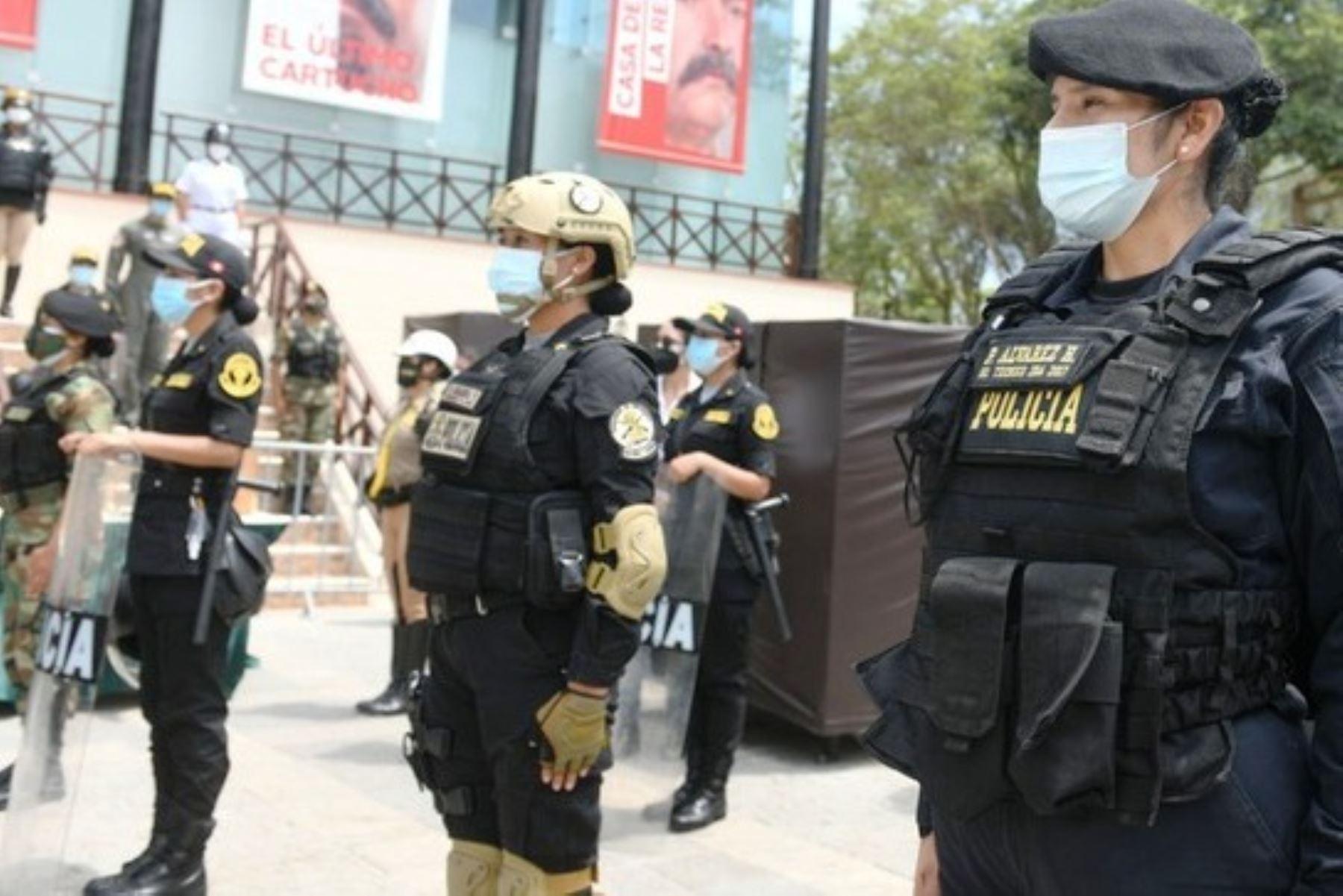 Más mujeres policías asumen cargos de responsabilidad en la Policía Nacional. Foto: ANDINA/Difusión.