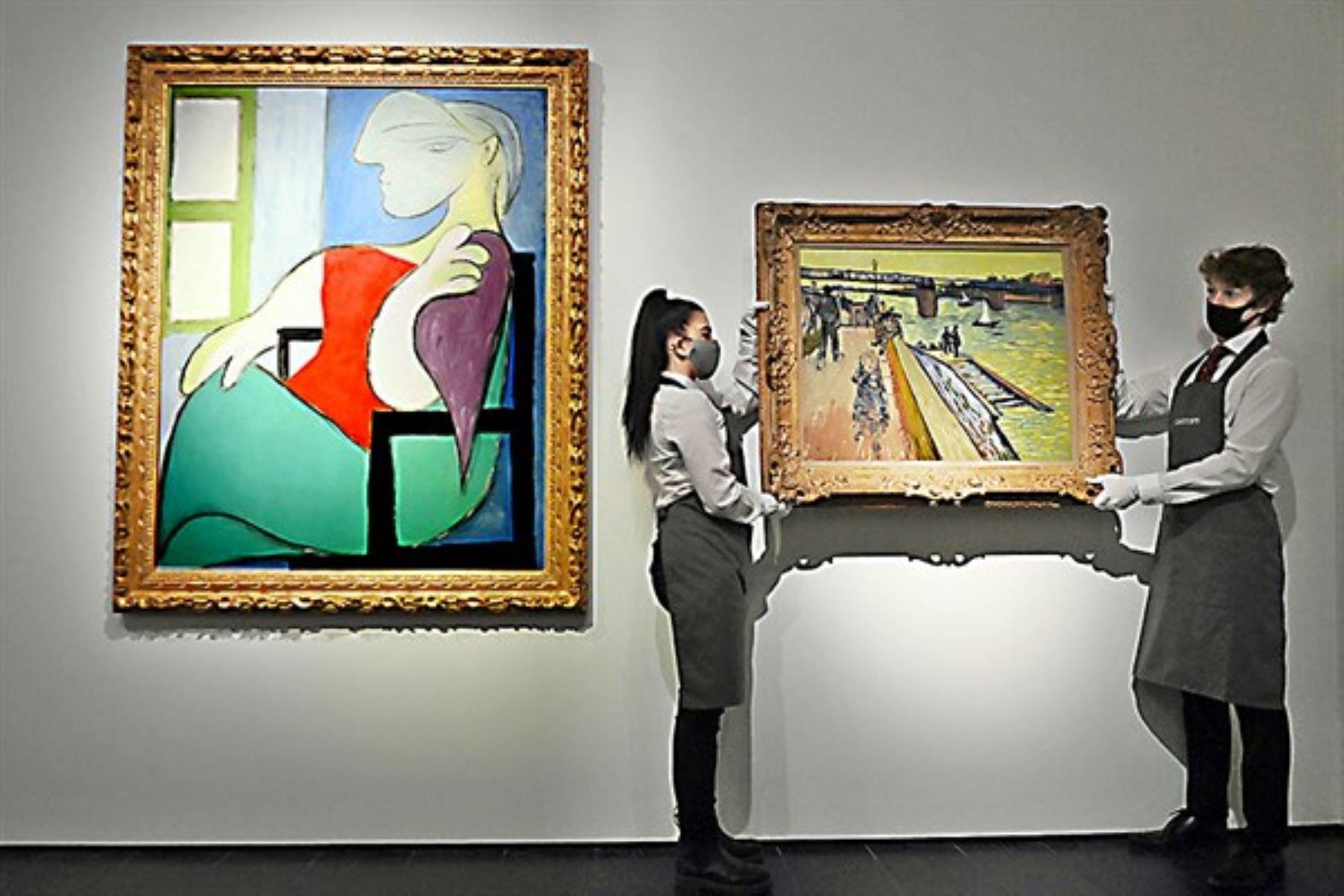 """Presentan exposición """"Raíces de la Tierra"""" dedicado a Picasso."""