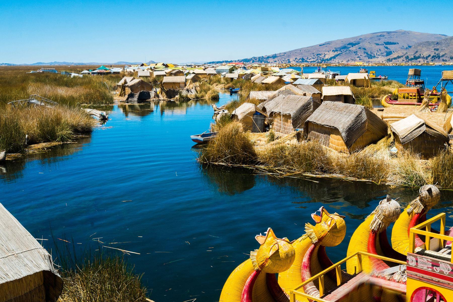Lago Titicaca y el Valle del Colca obtienen la distinción más importante de un recurso turístico en el mundo. Foto:ANDINA/MINCETUR