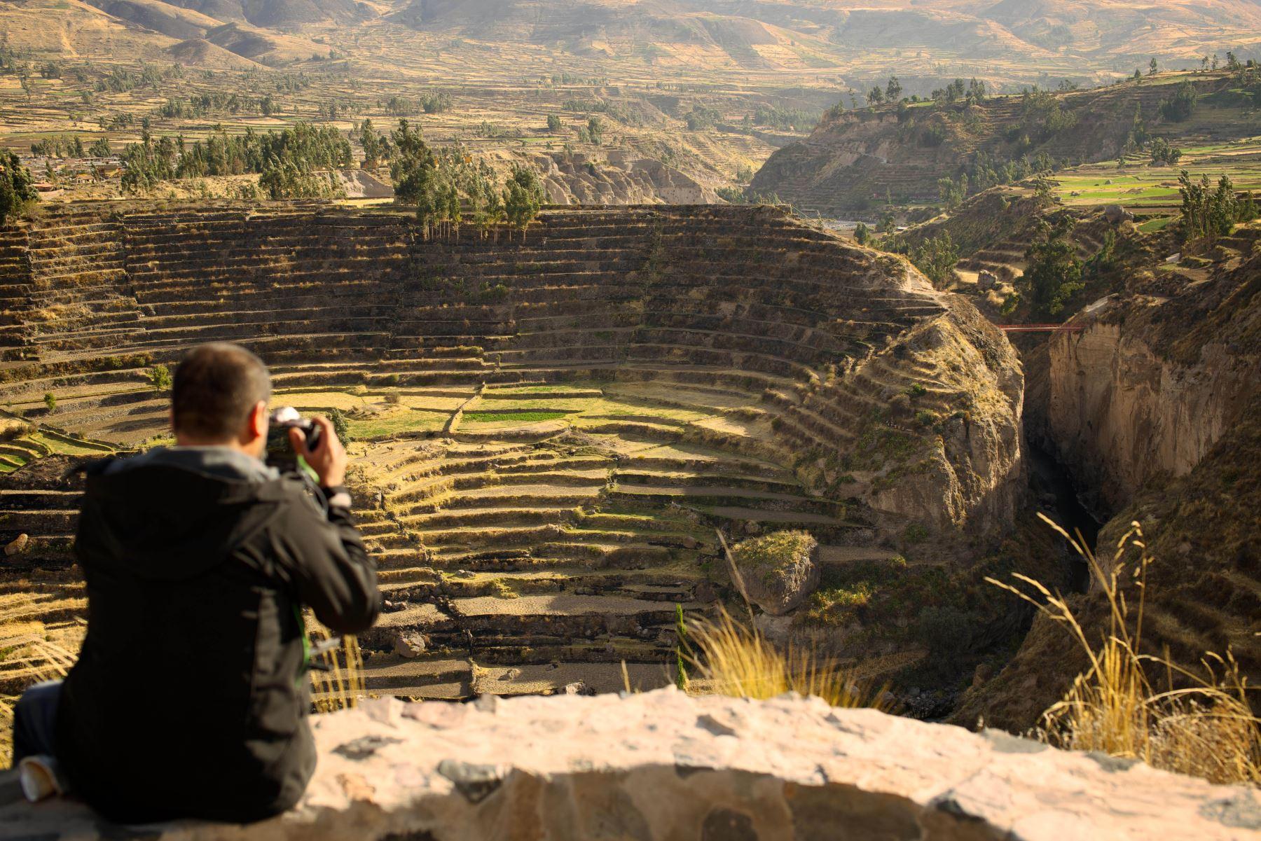 Lago Titicaca y el Valle del Colca obtienen la distinción más importante de un recurso turístico en el mundo. Foto: ANDINA/MINCETUR