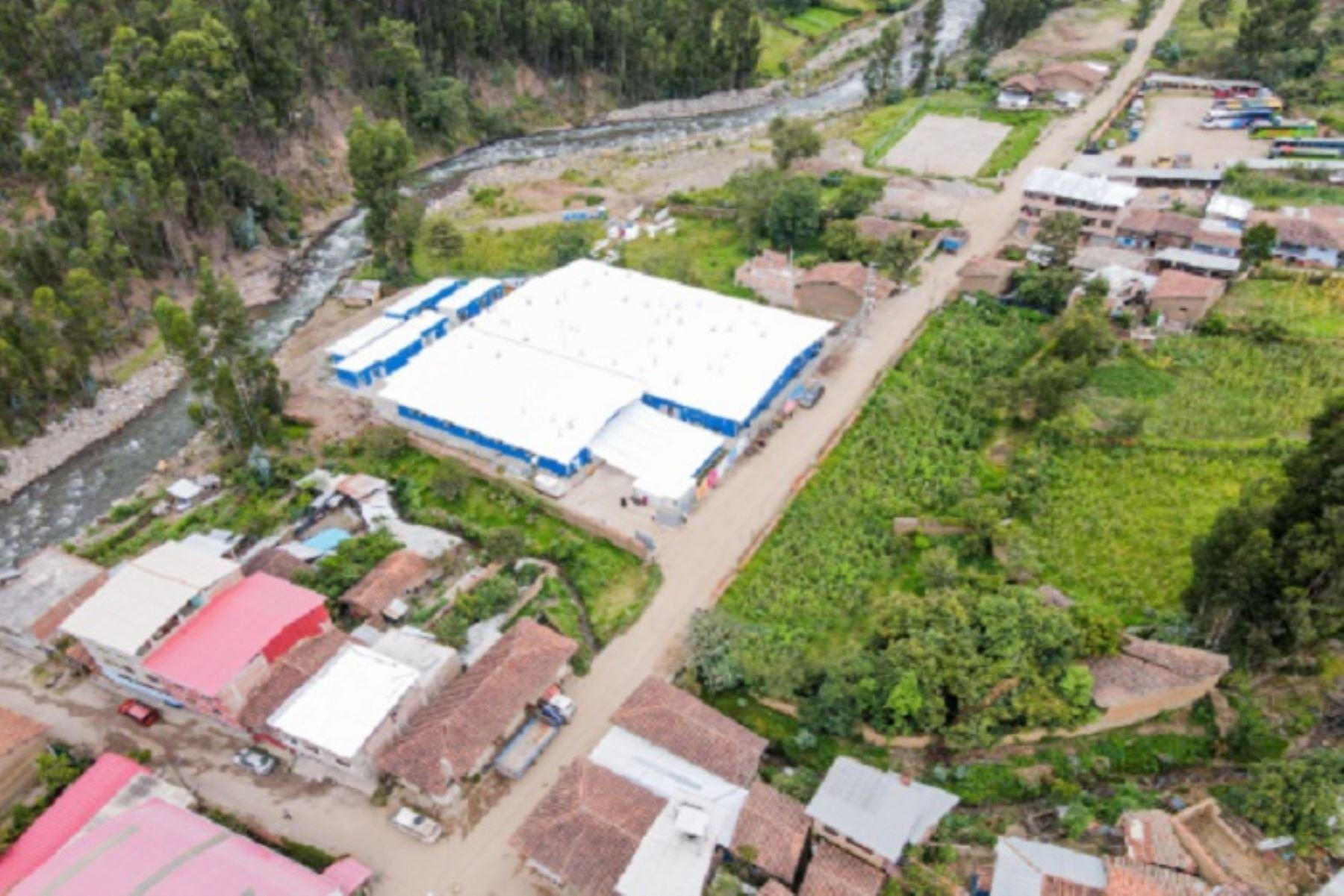 En febrero, la ARCC firmó contrato con el consorcio Perú Health para la reconstrucción de los hospitales de Yungay y Pomabamba, en el contexto del acuerdo gobierno a gobierno entre Perú y el Reino Unido.