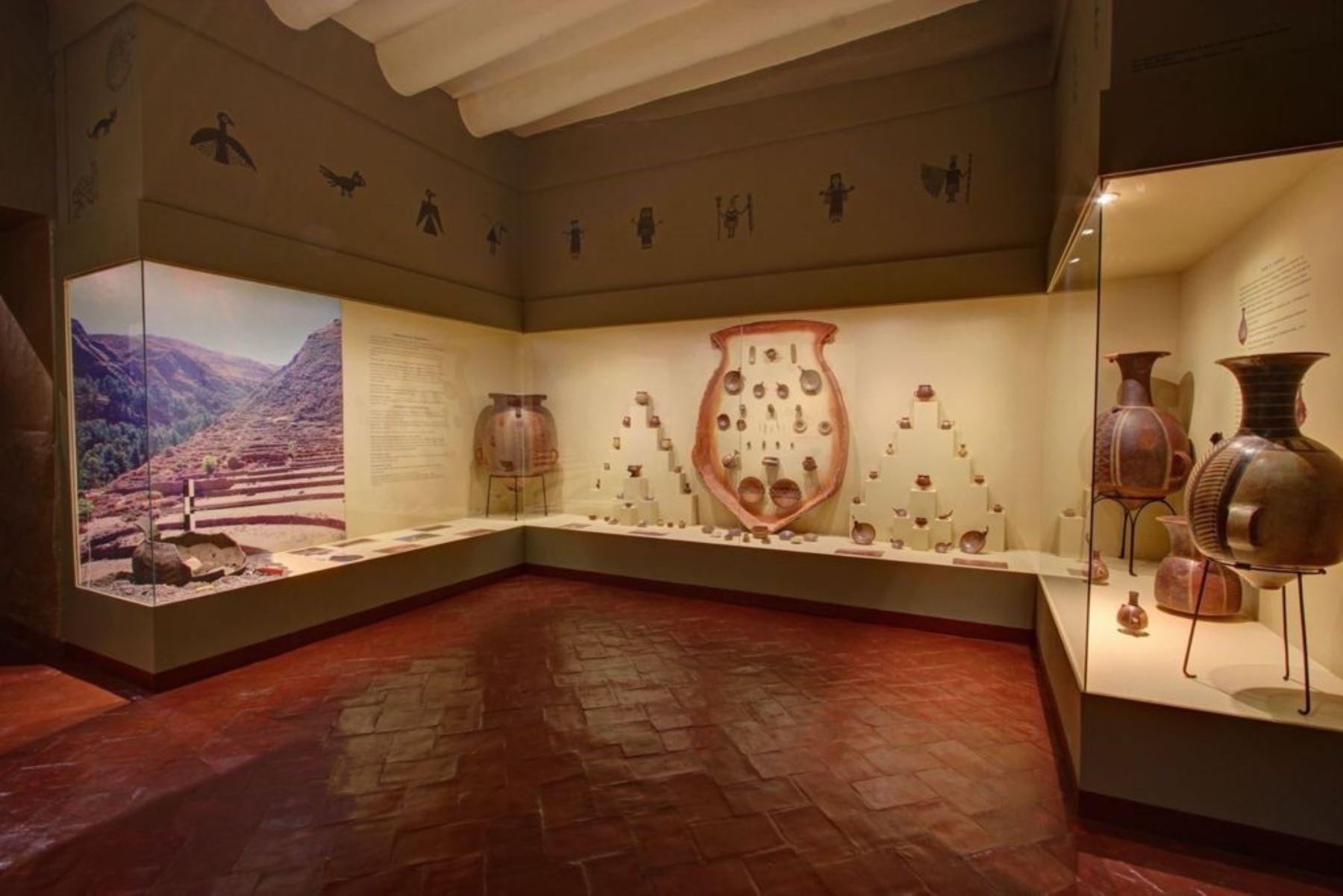 La casa de Garcilaso de la Vega, actual Museo Histórico Regional de Cusco. ANDINA/Difusión