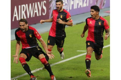 Melgar gana 1 a 0 al Paranaense de Brasil por la Copa Sudamericana