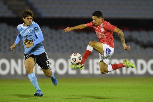 Cristal iguala 0 a 0 ante Rentistas de Uruguay por la Copa Libertadores