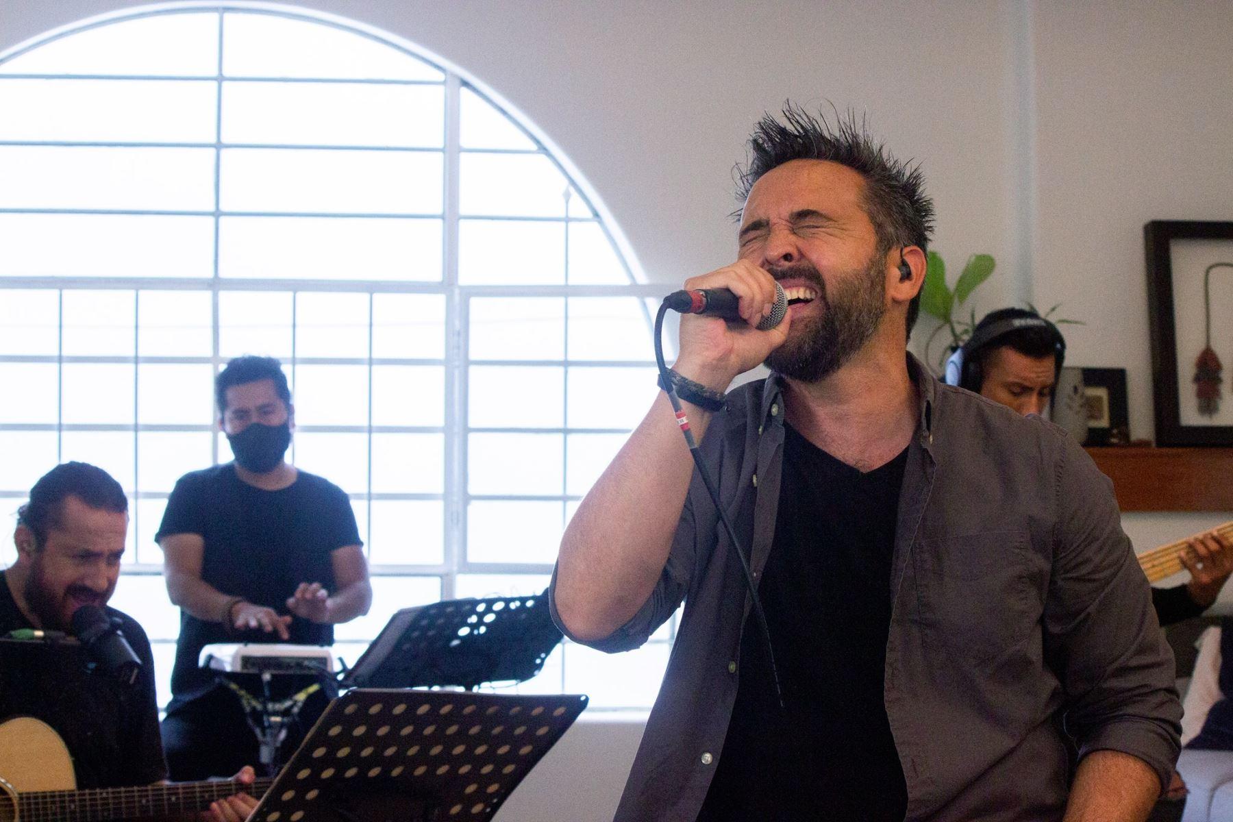 Diego Dibós será uno de los artistas que participará  en el homenaje por el Bicentenario. INTERNET/Medios