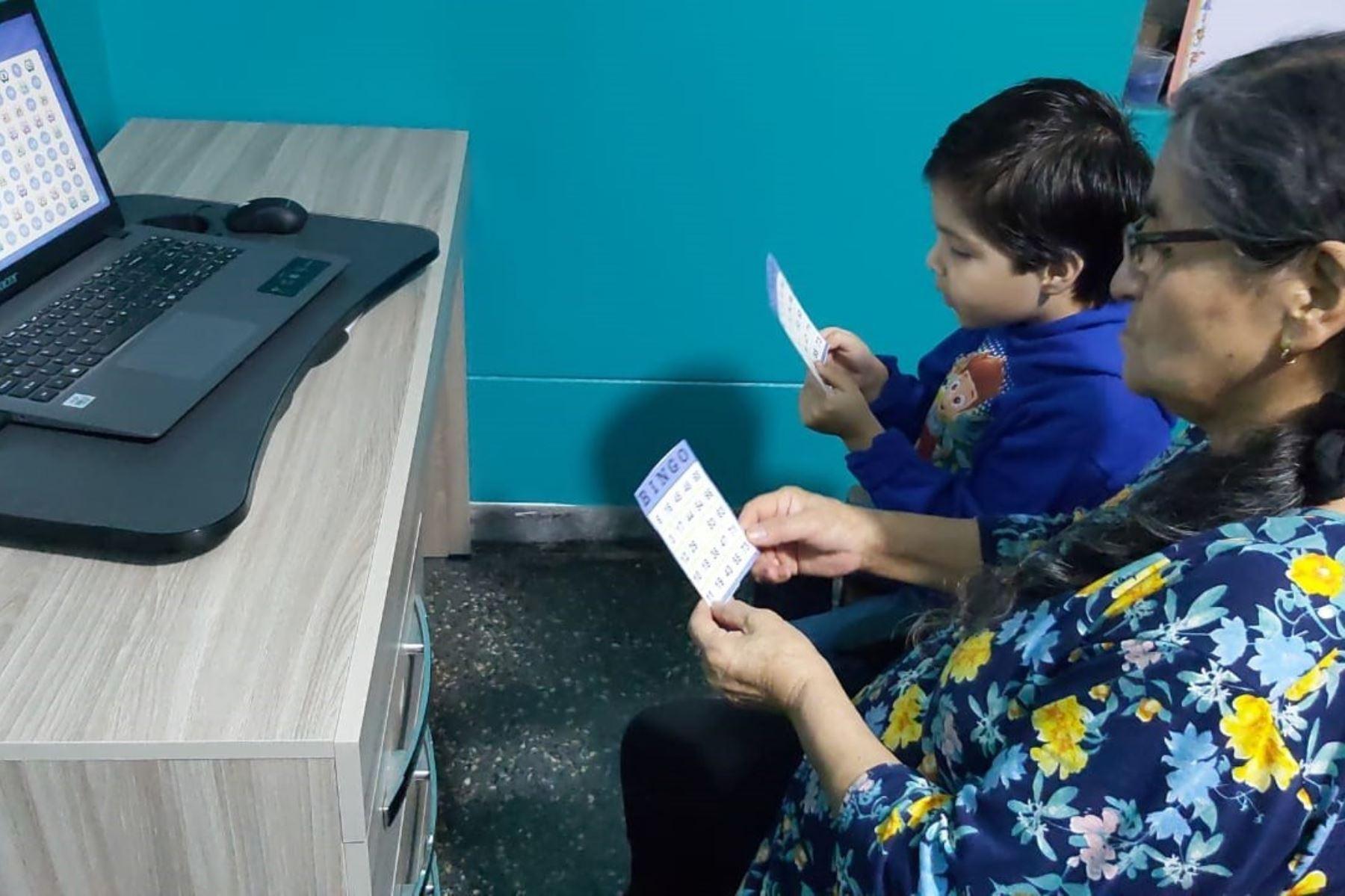 Día de la madre: disfruta con tus seres queridos de las actividades virtuales de Serpar. Foto: ANDINA/Difusión.