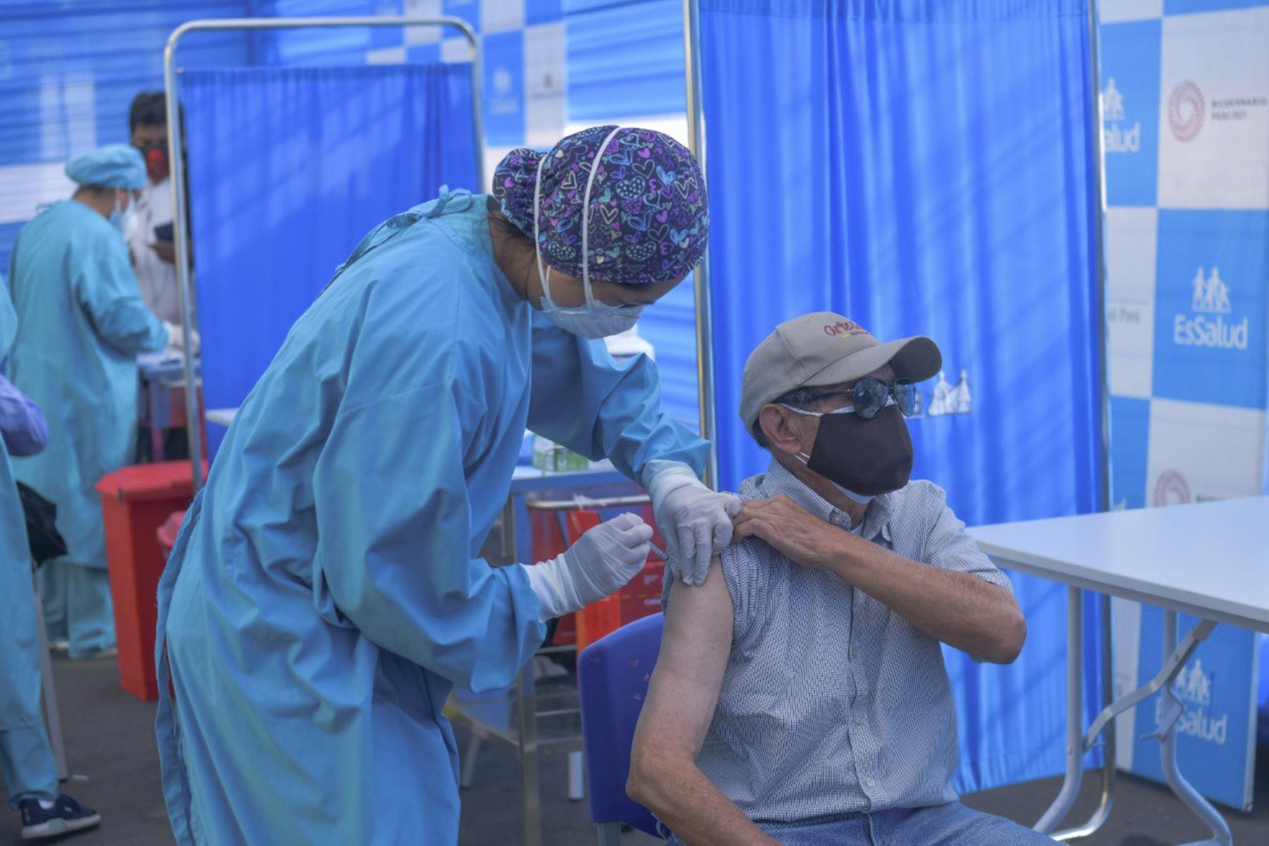 Covid-19: minera reforzará vacunación en distrito arequipeño de Cayllloma
