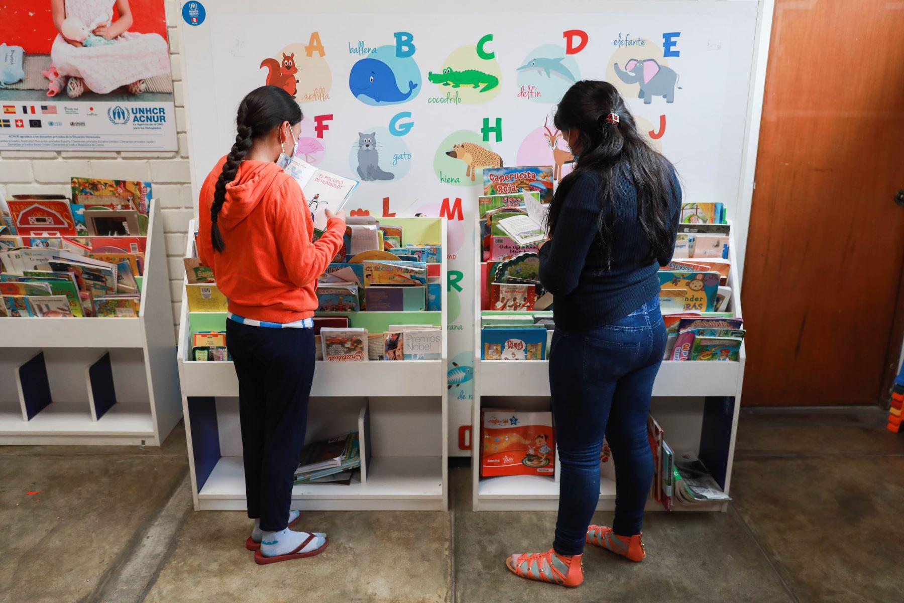 Municipalidad de Lima continúa brindado albergue temporal Casa de la Mujer. Foto: ANDINA/Municipalidad de Lima