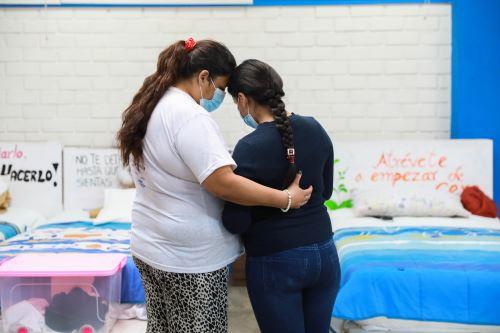 Municipalidad de Lima continúa brindado albergue temporal Casa de la Mujer