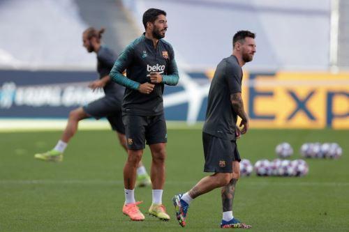Luis Suárez y Lionel Messi estarán frente a frente en el derby Atlético de Madrid-Barcelona