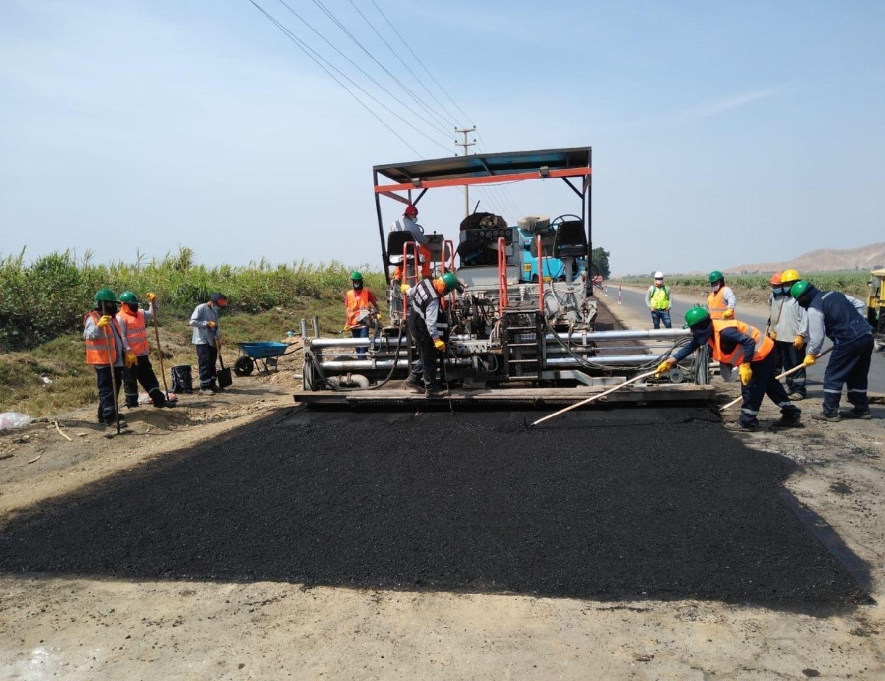 Ejecutivo otorga S/ 2.1 millones para obras en Plan de Reconstrucción