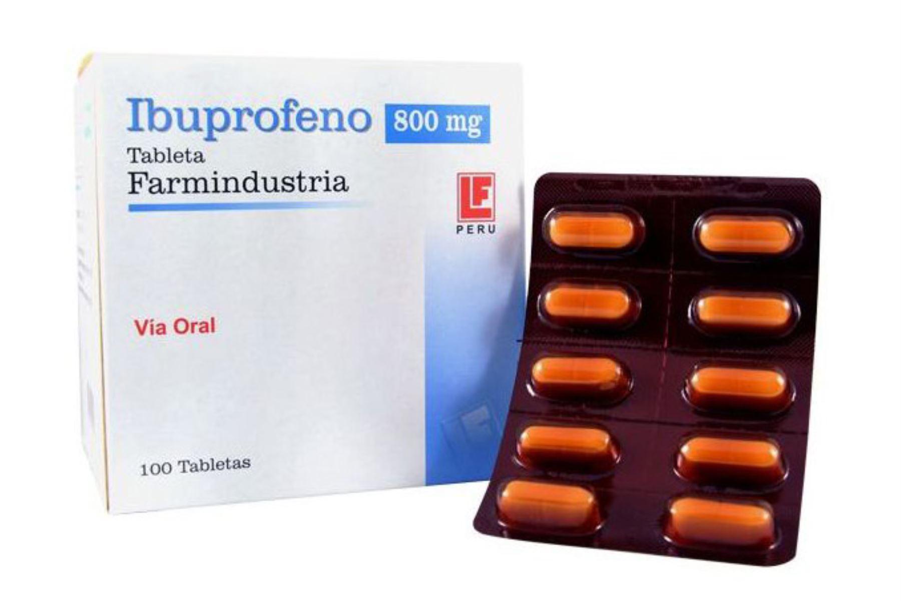 El uso de este tipo de medicamentos está generalizado contra la fiebre y dolores comunes. Foto: Internet.