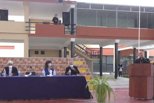 Organizaciones religiosas y civiles pidieron a candidatos diversos compromisos. Foto: ANDINA/difusión.