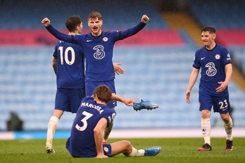 Chelsea gana 2 a 1 al Manchester City por la Premier League