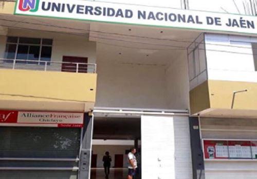 El Ministerio de Educación (Minedu), en coordinación con la Comisión Organizadora de la Universidad Nacional de Jaén (UNJ), logró que se respete el derecho de 118 postulantes que habían ingresado a esta casa de estudios superiores mediante un examen virtual, que fue anulado el pasado 7 de marzo.