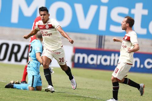 Universitario  gana  3 a 2 ante Cienciano por la séptima fecha de la Liga 1