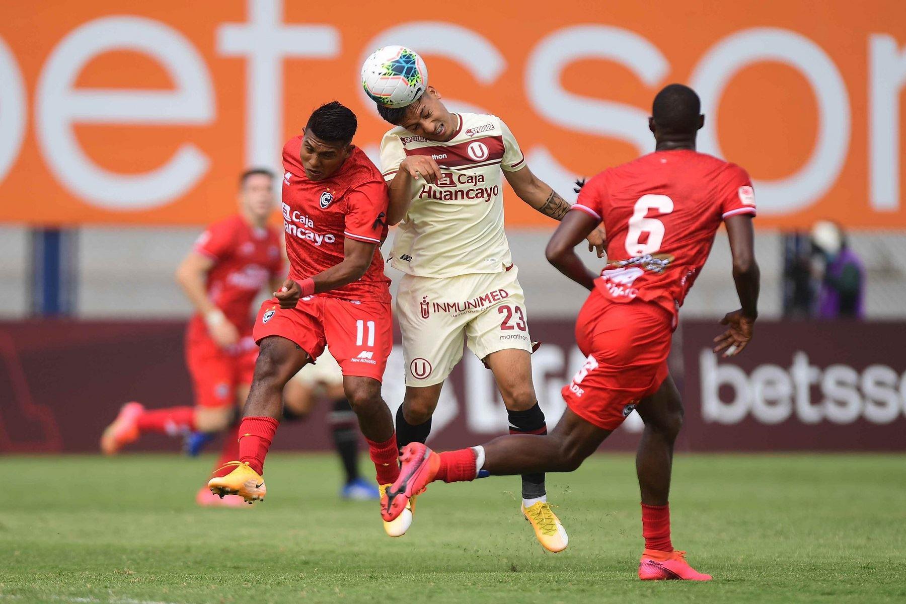Liga 1 Betsson.