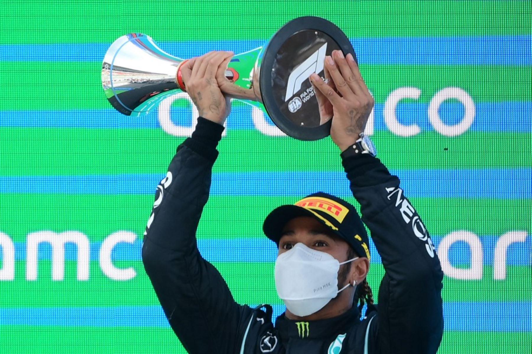 Lewis Hamilton (Mercedes) ganó el Gran Premio de España de Fórmula 1