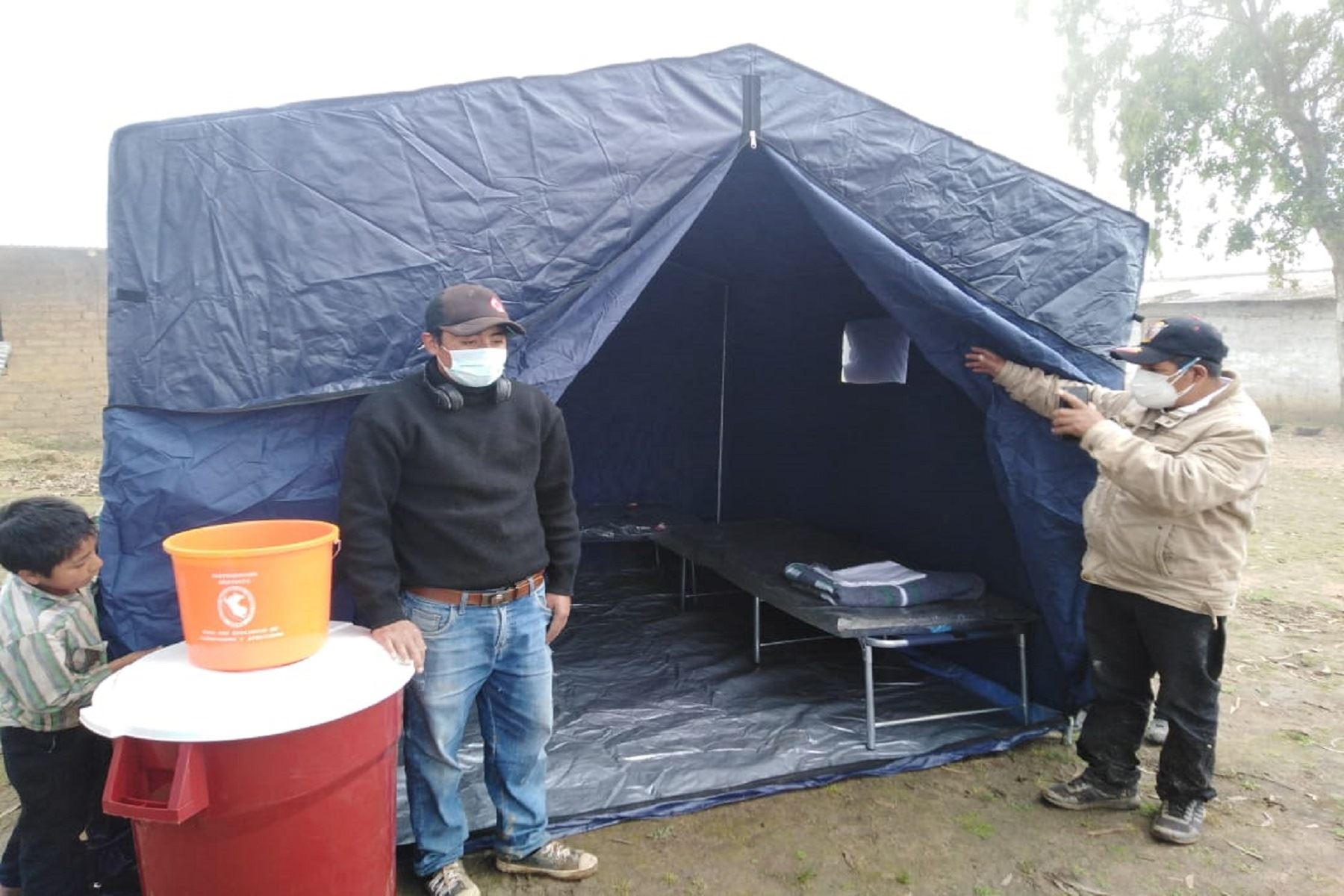 Lambayeque: Municipalidad de Incahuasi instalará centros de aislamiento en 13 hospitales. Foto: Difusión