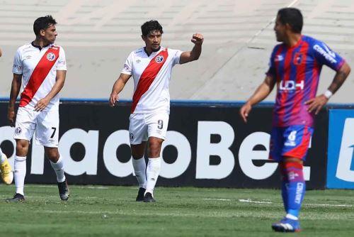 Liga 1: Deportivo Municipal vence 1-0 a Alianza Universidad en el estadio Alberto Gallardo