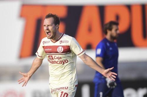 Liga 1: Universitario derrota 1-0 a UTC