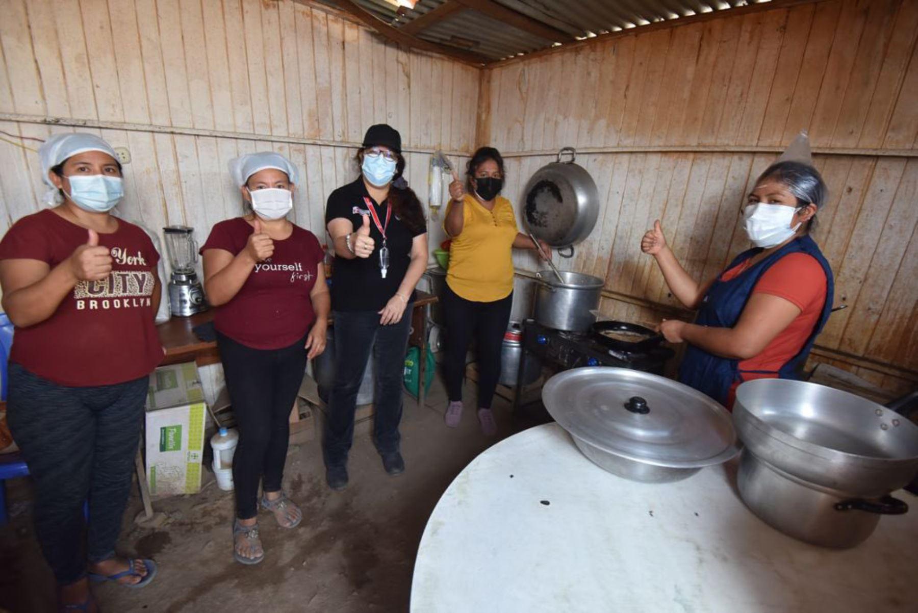 Midis tiene registradas más de 2,000 ollas comunes en Lima, Callao y cinco departamentos