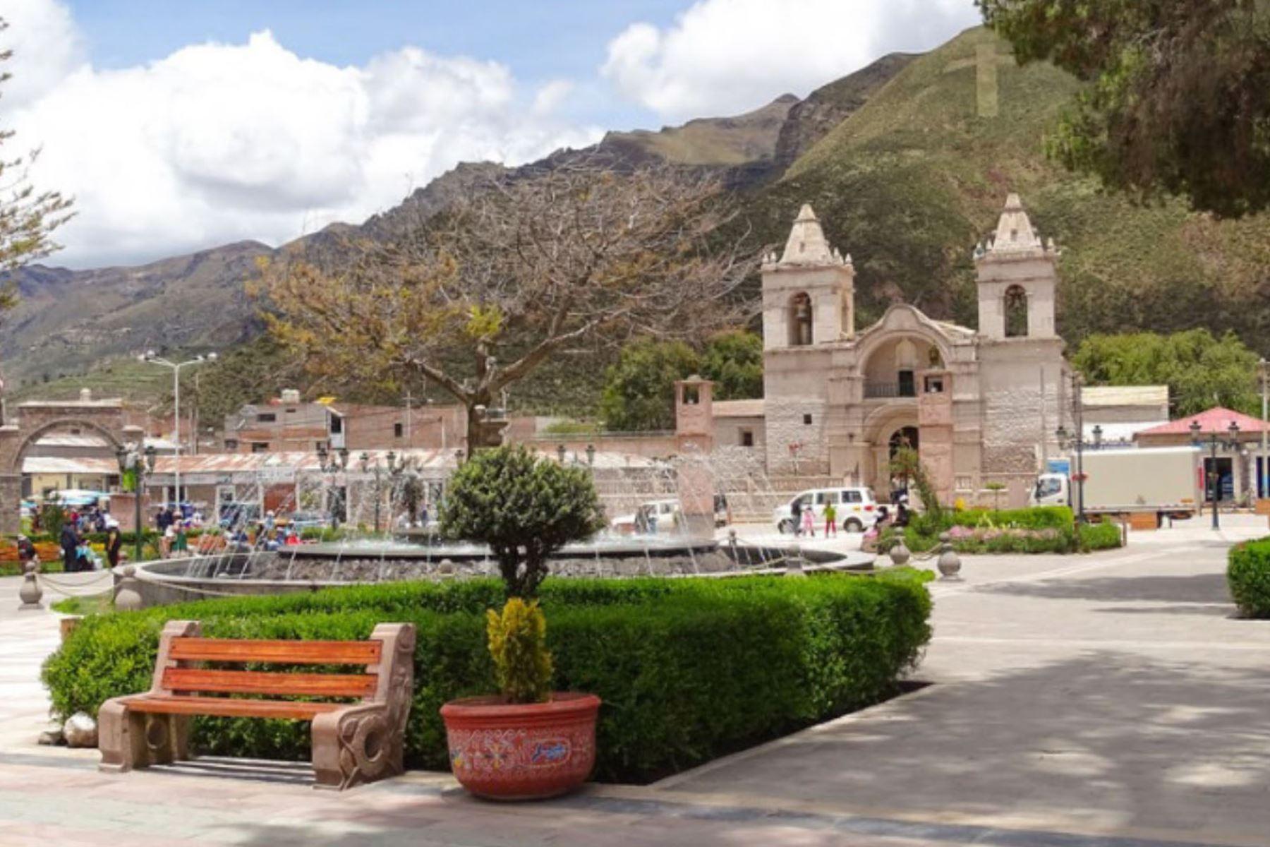 Provincia arequipeña de Caylloma es remecida por doce sismos en lo que va del día