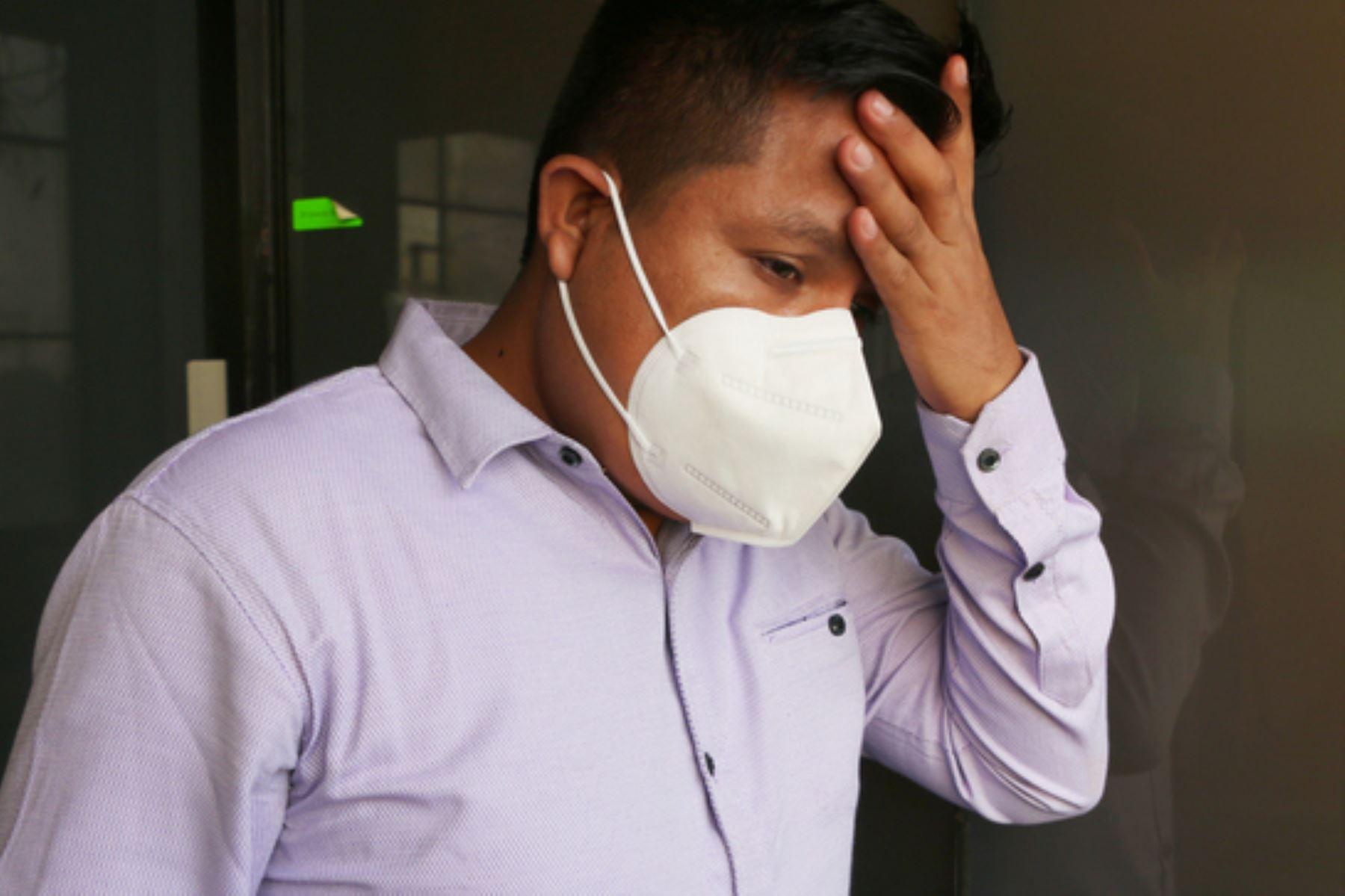 Especialistas del Hospital Víctor Larco Herrera (HVLH) del Ministerio de Salud (Minsa) señalan que el trastorno del sueño se presenta como síntoma del estrés postraumático. Foto: ANDINA.