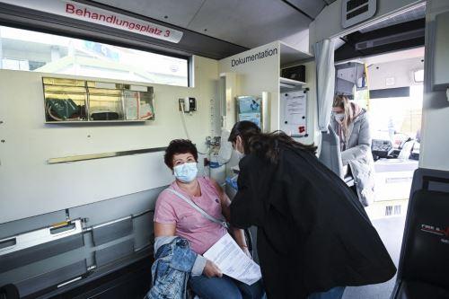 Alemania registra otro récord de vacunación: 1,35 millones dosis en un día