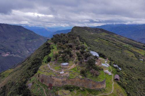 Entrega del sello Safe Travels al destino turístico de Kuélap, en Chachapoyas