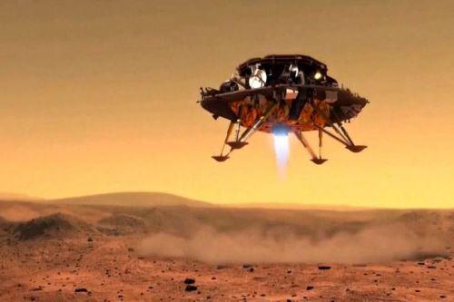 Se trata para los chinos de su primer intento independiente y ambicioso pues esperan hacer todo lo que los estadounidenses han hecho en varias misiones marcianas desde 1960. Foto: internet.