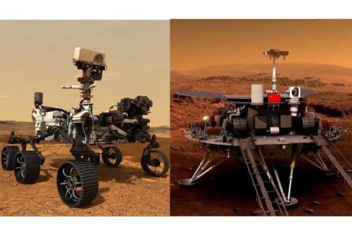 Desde la década de 1960, más de 40 misiones espaciales fueron dedicadas a Marte, pero hasta la fecha menos de la mitad tuvieron éxito. Foto: Internet