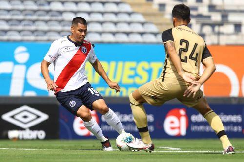 D. Municipal iguala 1 a 1 ante F.C Cusco por la fecha 8 de la Liga 1