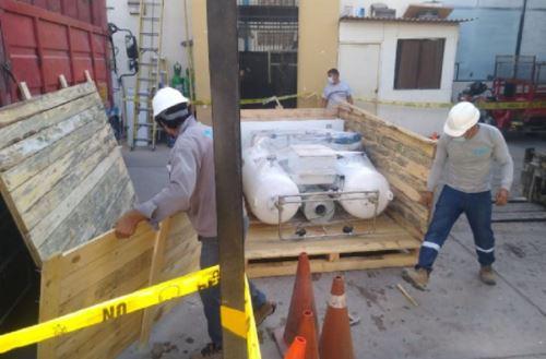 En los próximos días entrará en funcionamiento la planta de oxígeno del hospital de Aplao, ubicado en la provincia arequipeña de Castilla, a fin de mejorar la atención de los pacientes con covid-19 de esta parte de la región Arequipa, informó el gerente regional de Salud, Cristhian Nova Palomino.