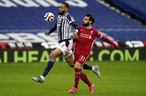 Liverpool gana 2 a 1 al Albion  por la Premier League