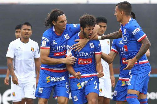 Carlos Mannucci gana 2 a 1 al Melgar por la fecha 8 de la Liga 1