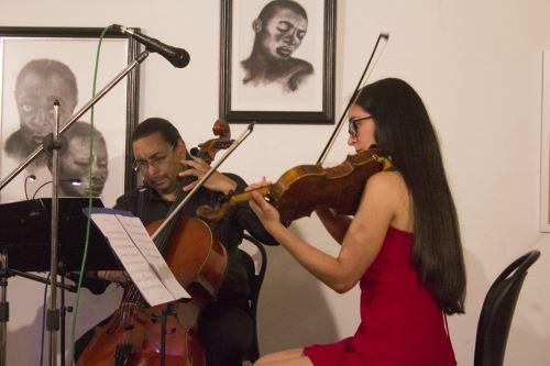 """In Nomine Quartet presenta """"Tangos Inolvidables""""."""