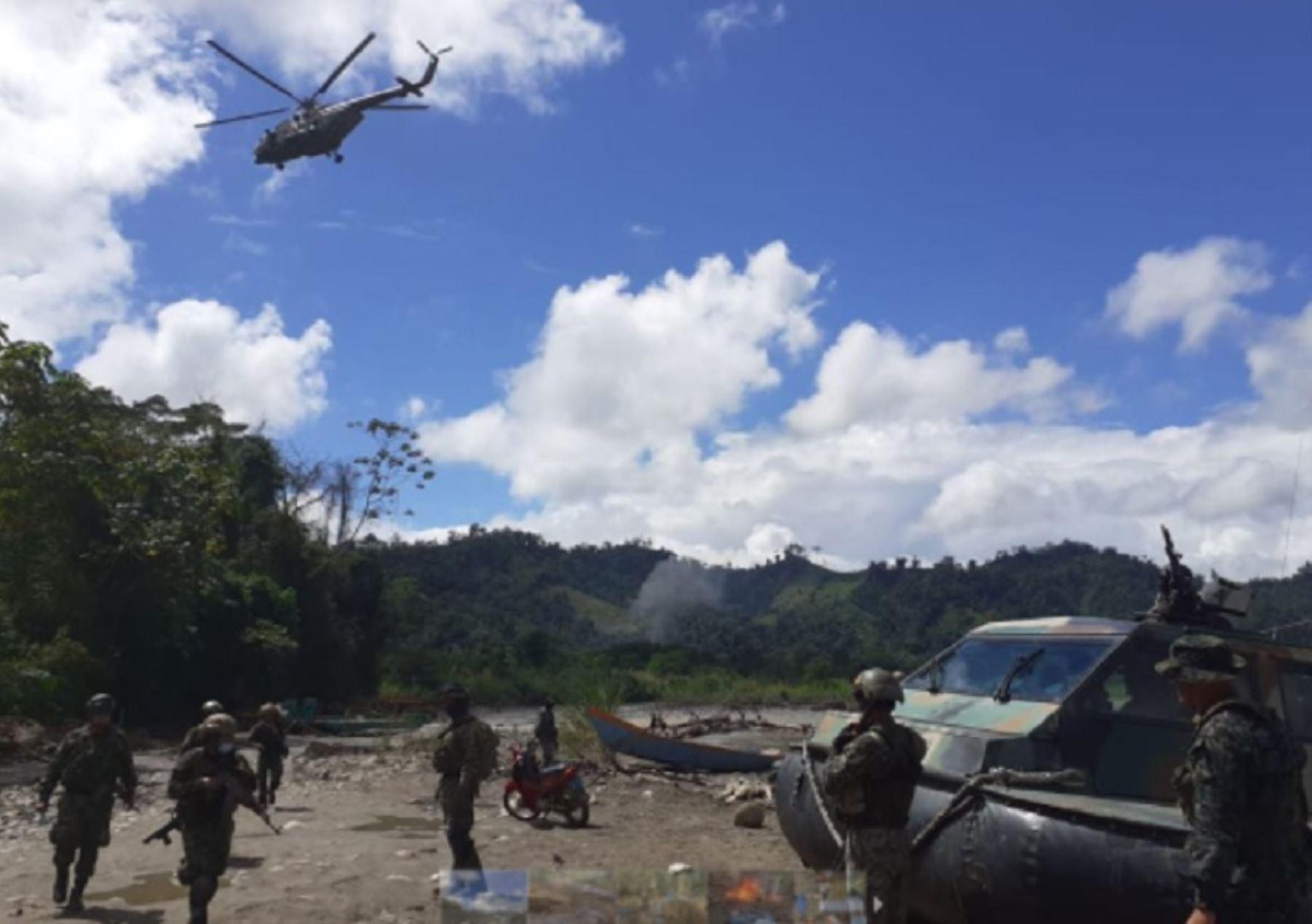 Foto: Comando Conjunto FF.AA