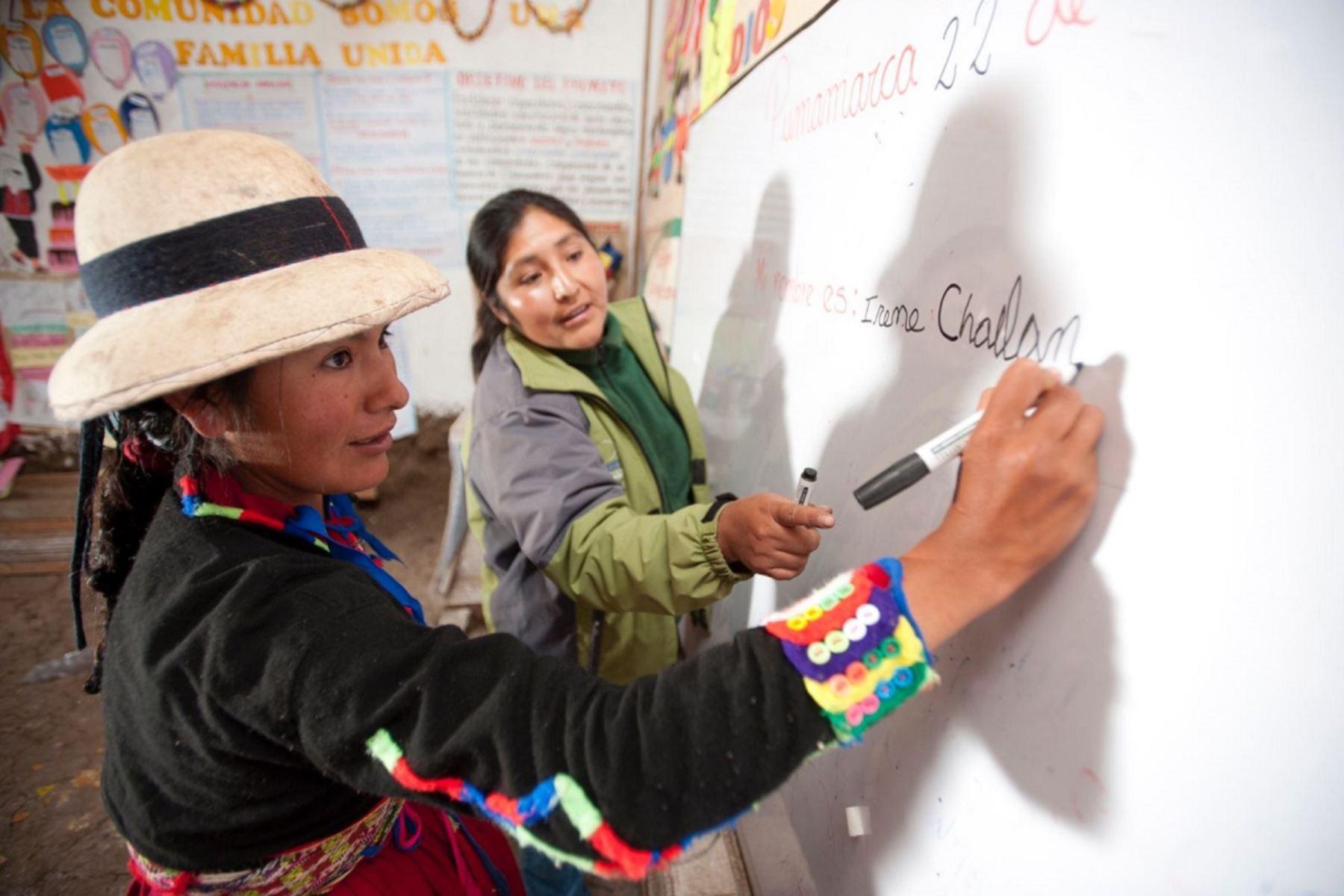 Programas de Responsabilidad Social en el sector minero-energético. Foto: Cortesía