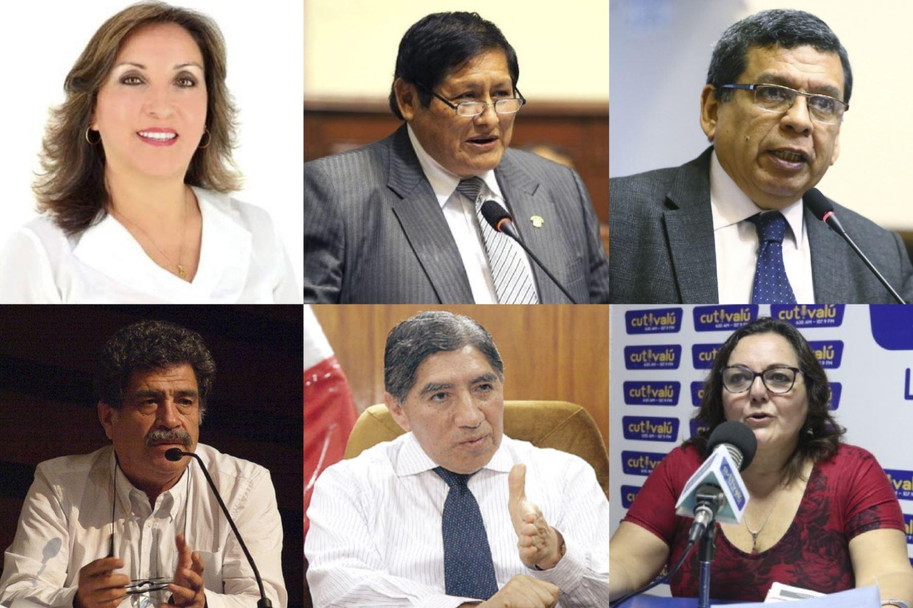 Perú Libre define equipo técnico para el debate de este domingo | Noticias | Agencia Peruana de Noticias Andina