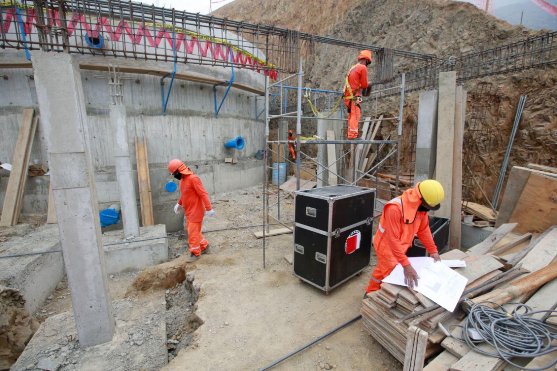 Gobierno transfiere más de S/ 7 millones para ejecutar 12 obras de saneamiento en varias regiones. ANDINA/Difusión