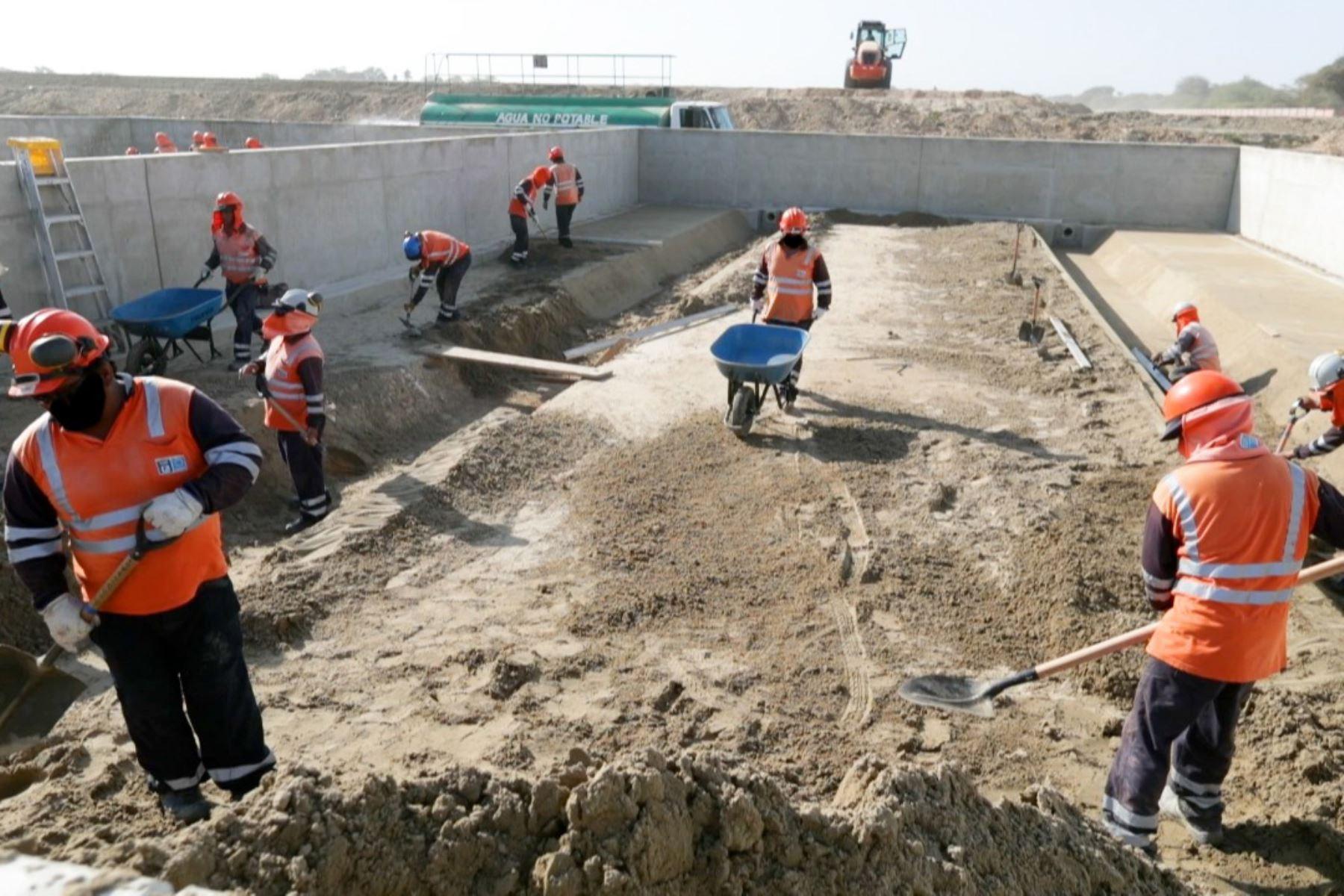 Cartera de 744 obras de agua y mejoramiento urbano será parte de proceso de transferencia